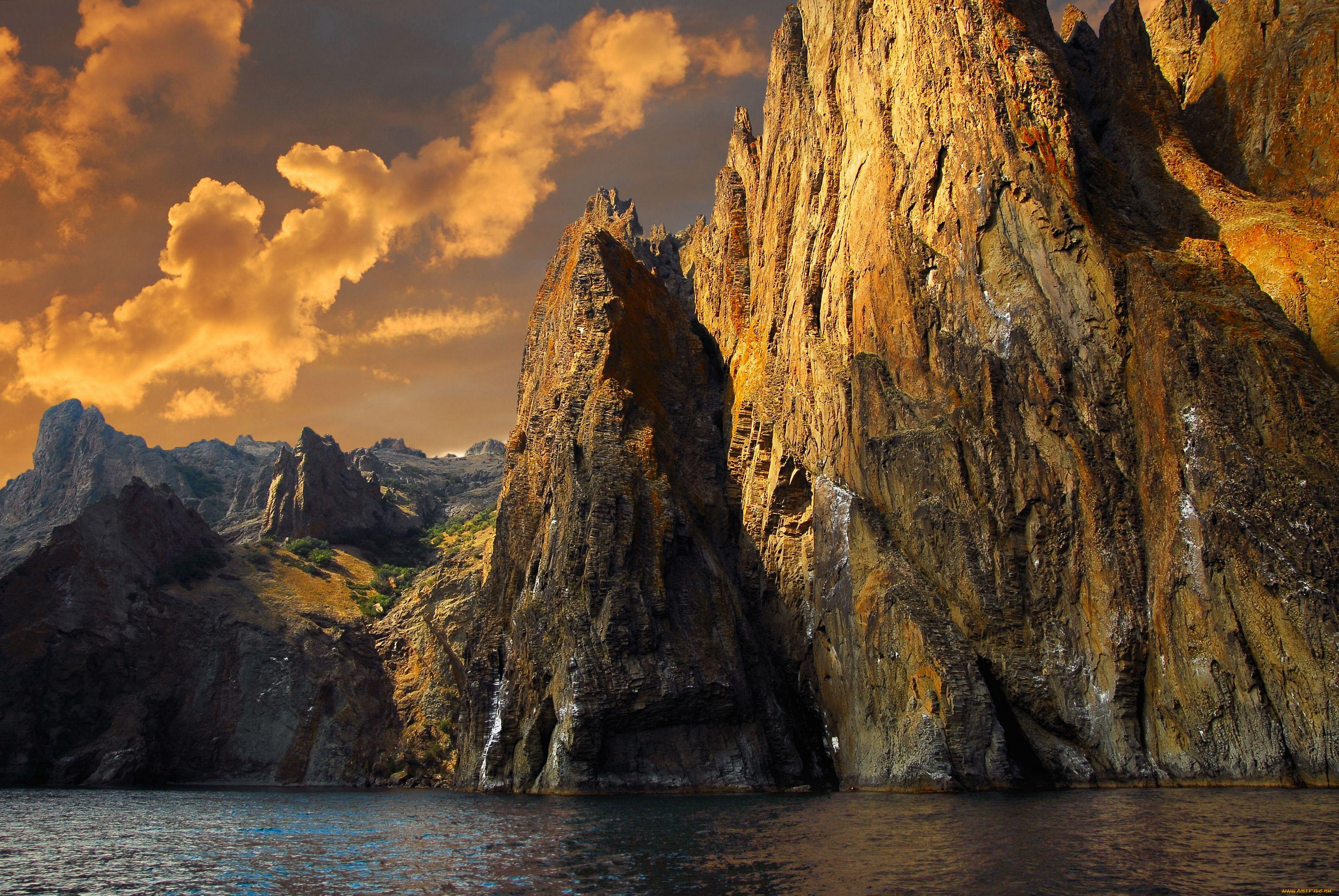ютуб красивые картинки природа скалы на телефон рисунок, используя кисть